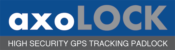 axoLOCK GPS Padlock logo