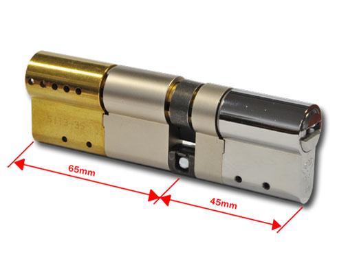 Mul-T-Lock Modular Euro Profile Cylinders
