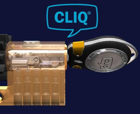 Mul-T-Lock CLIQ access control