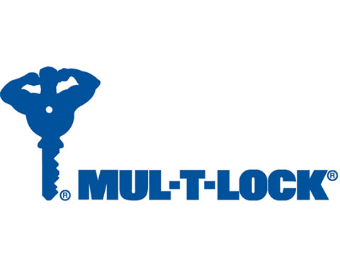 Mul-T-Lock high security logo