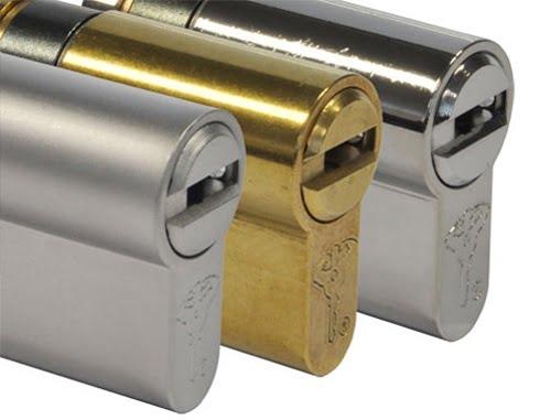 Mul-T-Lock Euro Cylinders